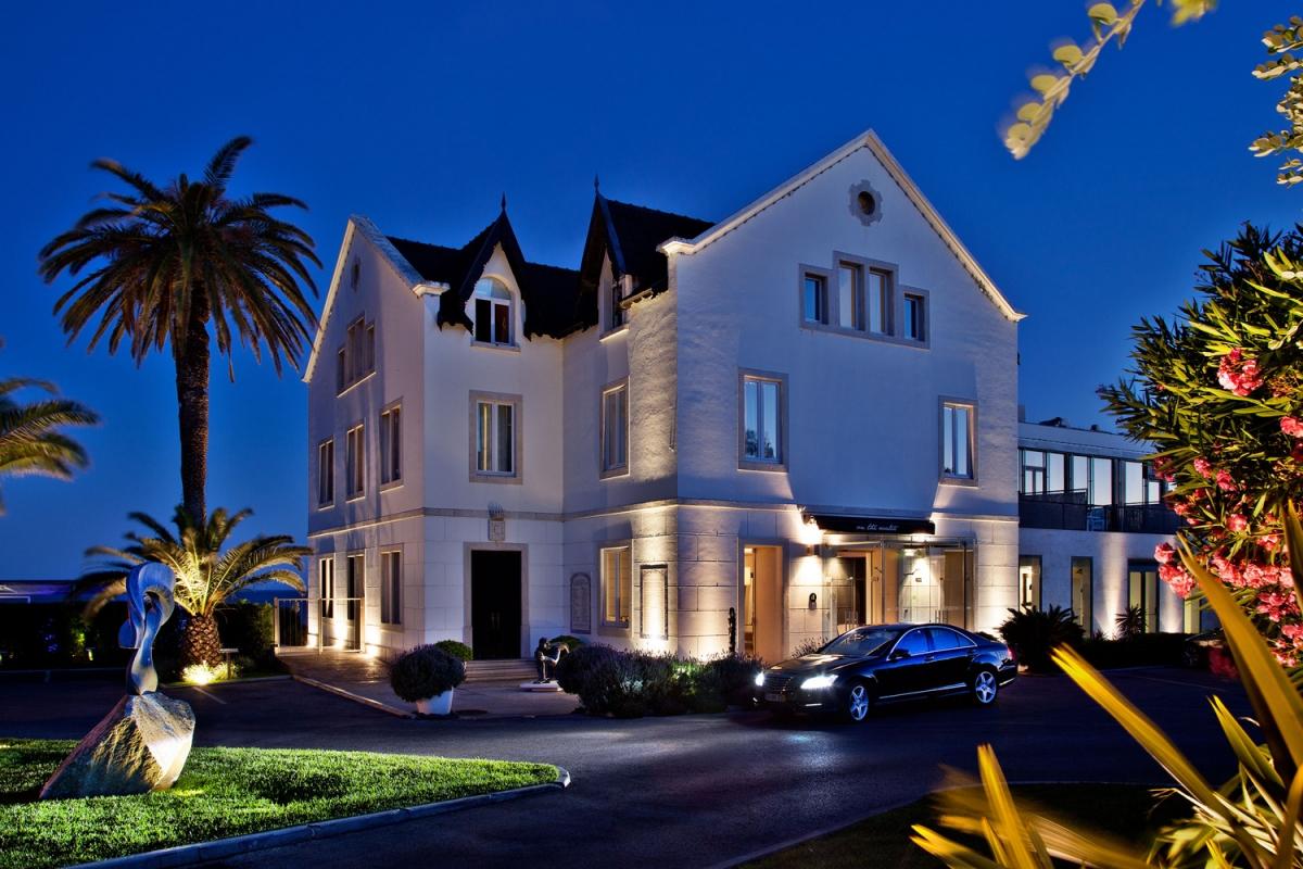 Galeria de fotos e videos do farol hotel em cascais portugal for Decor hotel portugal