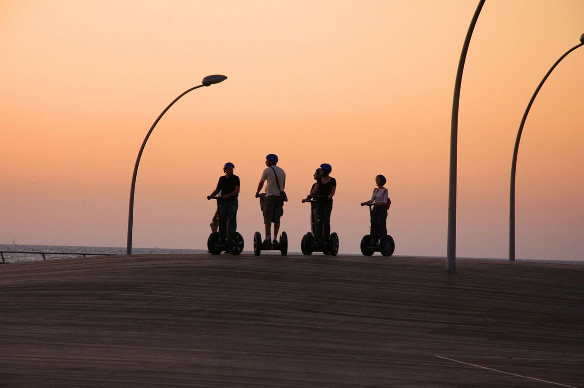 Segway Nature Guided Tours