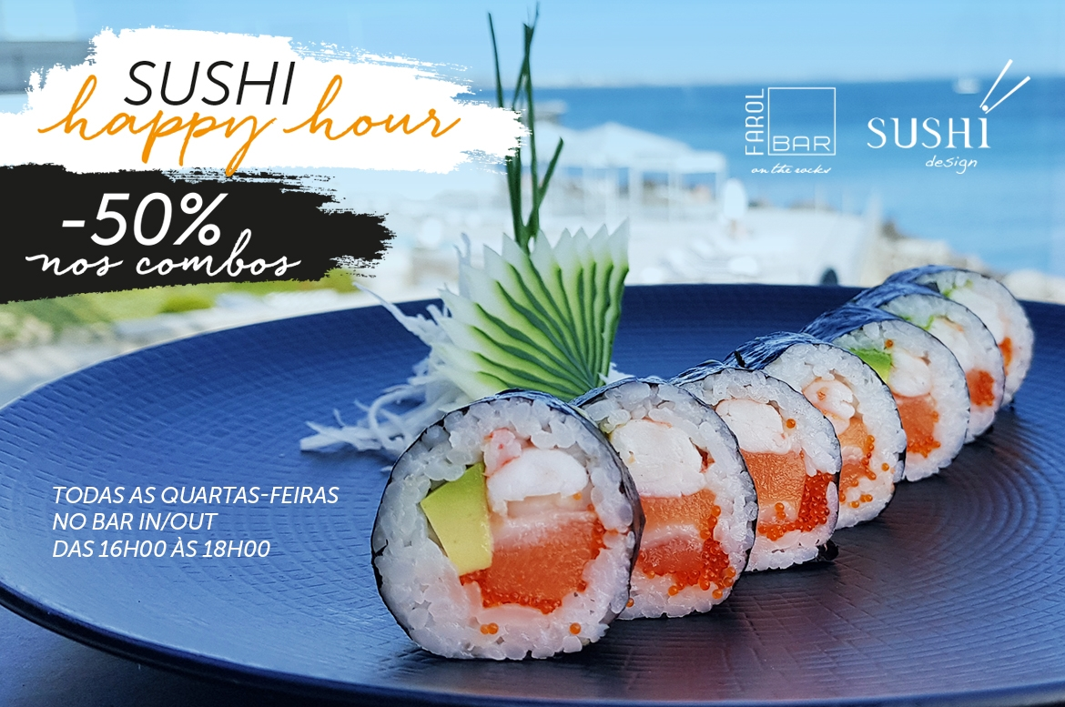 Sushi Happy hour