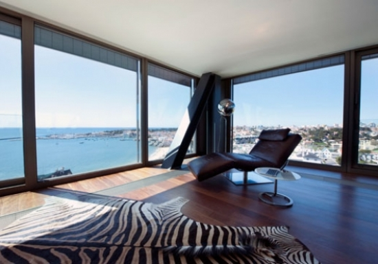 Sea view rooms five stars hotel in cascais portugal for Design hotel cascais