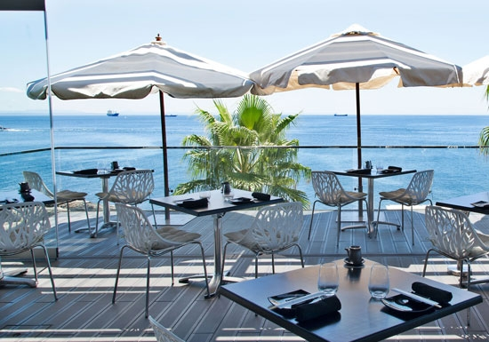The mix restaurant be enchanted by the author creations for Design hotel cascais